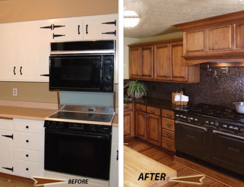 To Reface or Replace. Cabinet Refacing.