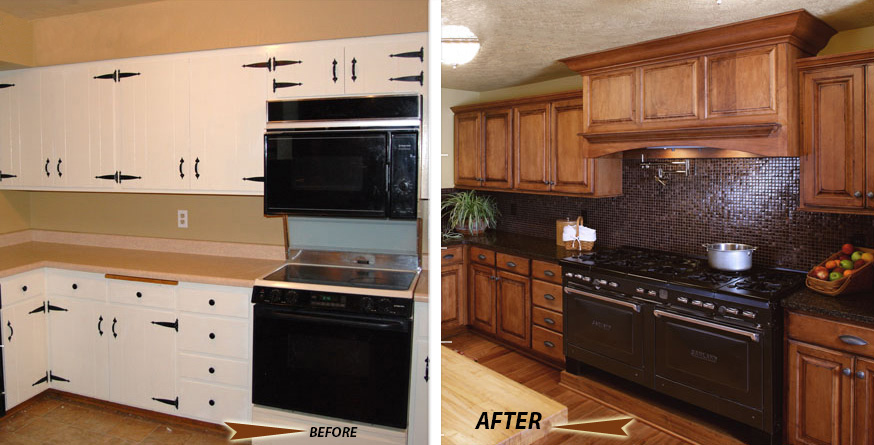 To Reface Or Replace Cabinet Refacing Middletown Kitchen And Bath