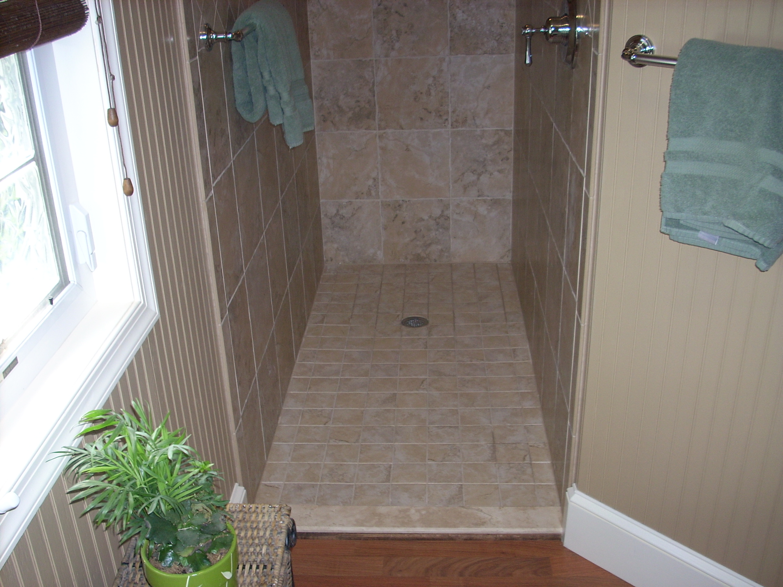 Walk in Barrier Free Shower