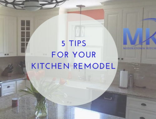 5 Tips for Your Kitchen Remodel