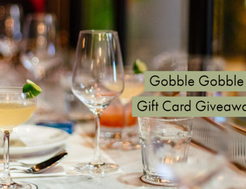 Gobble Gobble Gift Card Giveaway – Thanksgiving Traditions in the Kitchen